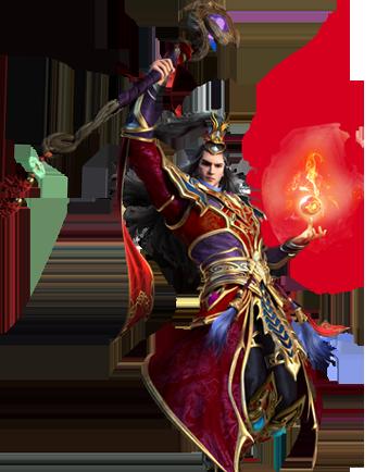小志传奇游戏英雄
